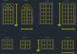 door dwg doors elevation cad blocks sc 1 st cad for window design autocad