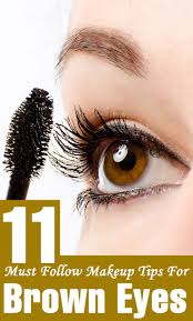 Eye Makeup For Brown Eyes 10