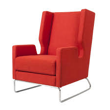 Contemporary Red Chairs Modern Red Chair Decor Red Modern Contemporary Red Chair