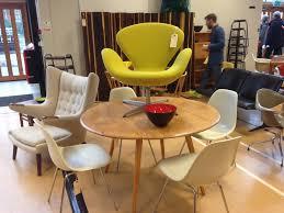 Midcentury modern furniture at Modern Shows