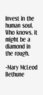 Mary Mcleod Bethune Quotes Mesmerizing Famous Quotes From Mary Mcleod Bethune Quotes
