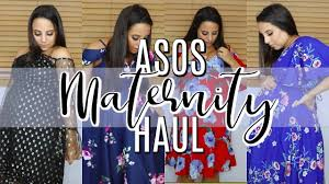 Asos Maternity Try On Haul 2018