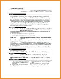 Business Administration Resume Samples Sample Objective Mmventures Co