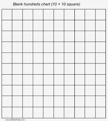 Blank 100 Square Chart Small 100 Chart Printable Www Bedowntowndaytona Com