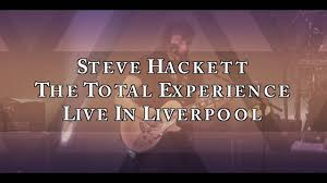 <b>STEVE HACKETT – The</b> Total Experience Live In Liverpool ...