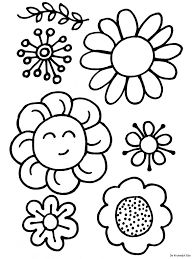 Kleurplaat Letters Bloemen Kleurplaat Vor Kinderen 2019 Throughout