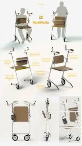 Ergonomics In Product Design Motiwalkr An Ergonomic Walker For Elderly On Behance