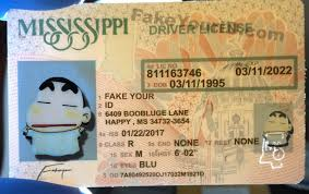 Id Scannable Ids Fake Buy We Make Premium - Mississippi