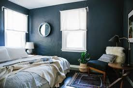 blue and green bedroom. Blue Green Bedroom. Plain Moody Navy Bedroom With C And