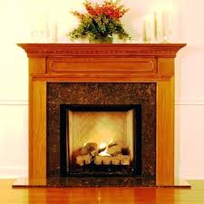 rustic fireplace surround mantels for image of wood reclaimed diy