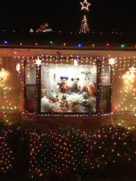 Garrison Street Lights Point Loma Bridgeworthy Garrison Street Christmas Lights Display In