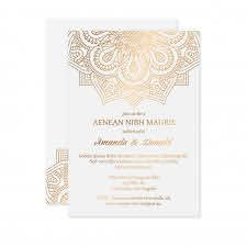 muslim wedding invitation cards templates
