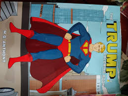 And,while trump's time as the name and face of the apprentice is often cited for his approach to politics, it's actually another form of reality tv where the president has dabbled that provides more insight into this superman move: Trump Coloring Book Album On Imgur