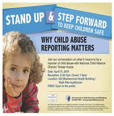 child abuse flyers child maltreatment solutions network