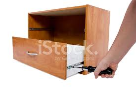 building a do it yourself wooden shelf with tools