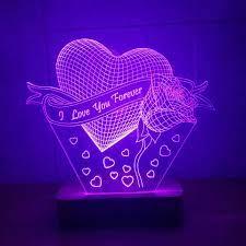 Đèn Led 3D- Sống Channel Shop - Publicações