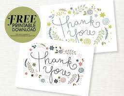 printable thank you card template 47 best free printable thank you cards images on pinterest paper