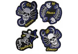 <b>Iron on Patches</b> for Jackets, Denims & Clothes - TheCheapPlace