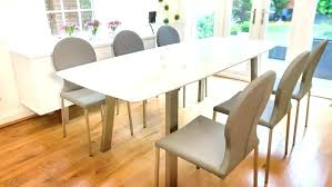 white gloss dining table and chairs white gloss dining table with grey chairs white gloss dining