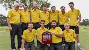 Goulburn Murray Golf Association victory