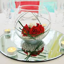large fish bowl vases extra large glass fish bowl with red roses and crystal