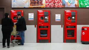 Types Of Vending Machines List Simple Supermarket Vending Machines Will Pay Shoppers For Their Empty Cans