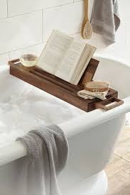 bathtub trayom licious best bath caddy ideas on shelf spa and wood uk australia