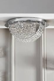venetian 5 light flush fitting