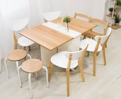singapore dining table make my living room bigger 120cm