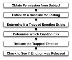 11 Rare Emotions Flow Chart