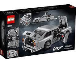 Lego Creator James Bond Aston Martin Db5 10262 Ab 121 27 April 2021 Preise Preisvergleich Bei Idealo De