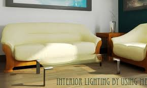 Interior Lighting by using Mental Ray (Video Tutorial)