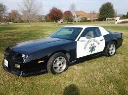 1992+Chevrolet+Camaro+EVOC+B4C+1LE+Police+Package   Auto ...