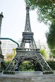 eiffel tower size large size 72 cm 3d paris eiffel tower model bronze metal crafts