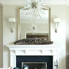 fireplace mantel decor with mirror images of mirrors over fireplace mantels remarkable round mirror the mantel decor home interior fireplace mantel ideas