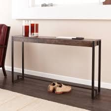 holly u0026 martin macen console table narrow console table a29