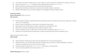 Examples Of Objectives For Resumes In Healthcare Paknts Com