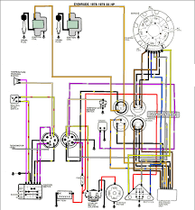 verado ignition switch wiring diagram verado wiring diagrams 77 78 55hp