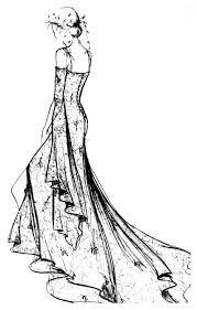 Coloriage Mannequin Couture L L L L L L L L L L