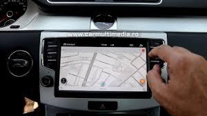 Navigatie MiB886 Android compatibila VW <b>Passat</b> B6 /<b>B7</b> / <b>CC</b> ...