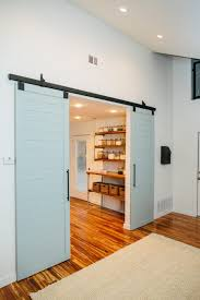 view in gallery kitchen pantry barn doors