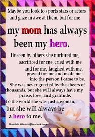 about my hero my mom essay about my hero my mom