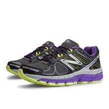 new balance 860 womens. stock 112 new balance womens 860 - black / purple running shoes