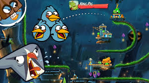 Angry Birds 2 King Pig Panic King Pig Boss Stage 1 Android ...