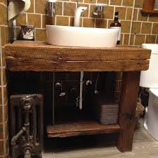 Rustic Bathroom Vanities And Sinks Rustic Bathroom Vanities Ideas Free Designs Interior