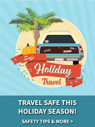 safey holiday travel