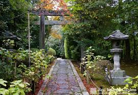 Elements & Explanations. Paths in Japanese gardens ...
