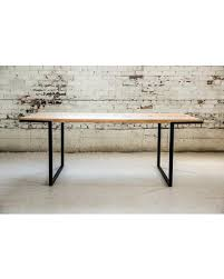 industrial dining furniture. Modern Industrial Dining Table Minimalist Mid Century  Conference Industrial Dining Furniture