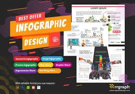 Design Infographic Flow Chart Graphic Diagram Organization Diagram