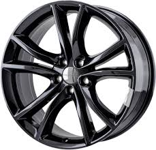 2016 Dodge Charger Bolt Pattern